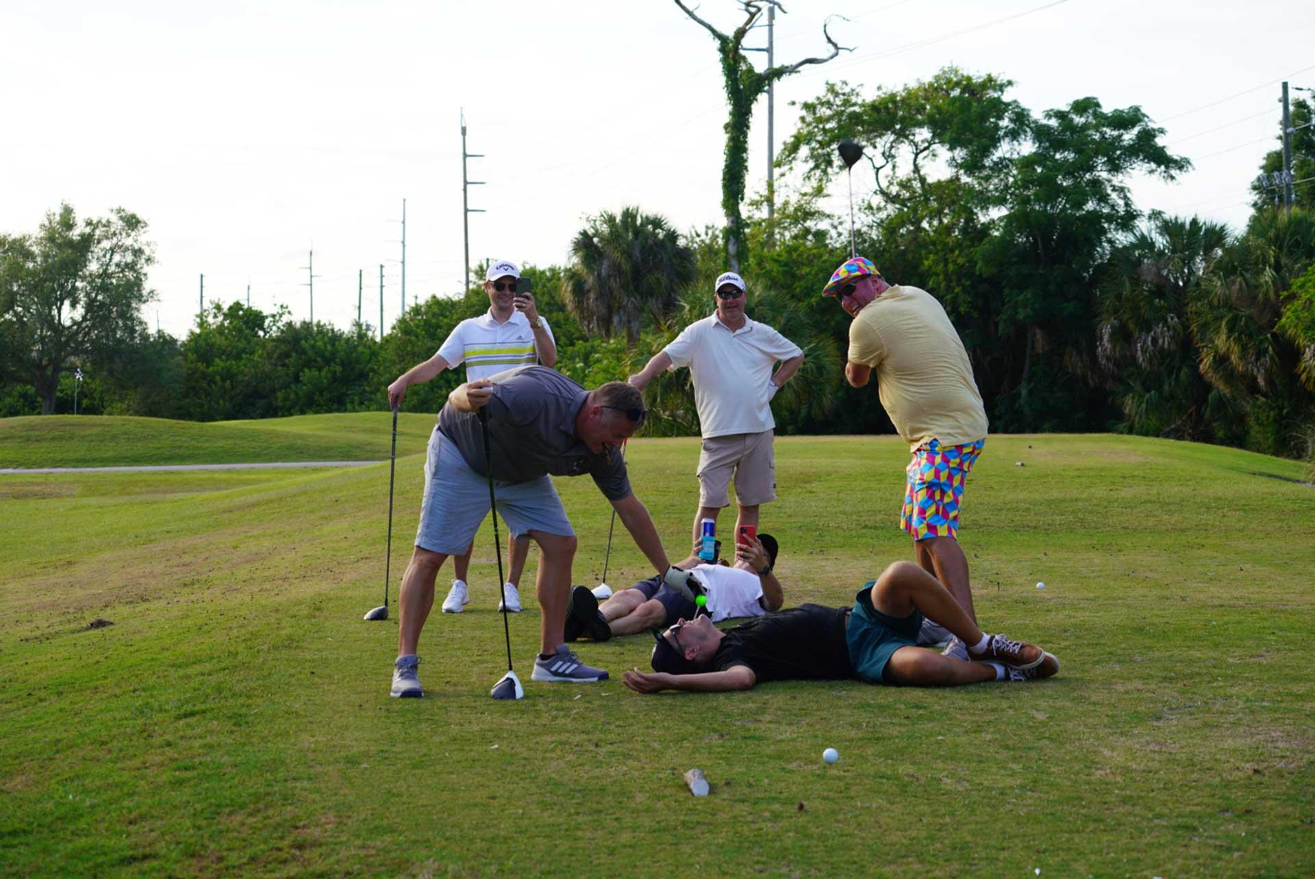 St. Pete Fools 2021 Charity Golf Tournament